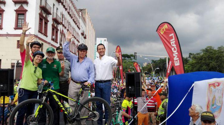 En el Boulevar del Río ya se puede transitar en bicicleta con tranquilidad