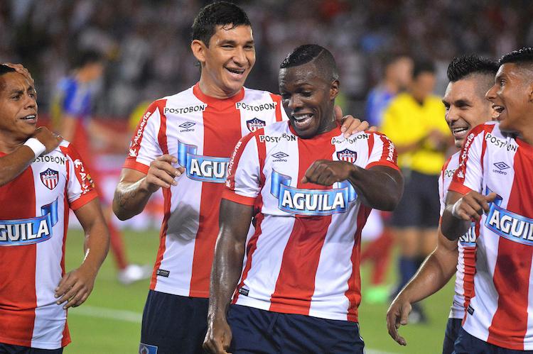 Atlético Junior mantiene el liderato en una liga cada vez más apretada