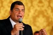 Ecuador tiene capacidad para acoger diálogos de paz Colombia-ELN, dice Correa