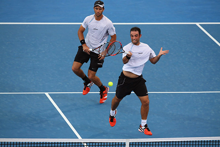 Sebastian Cabal y Roberth Farah avanzaron a semifinales de Montercalo