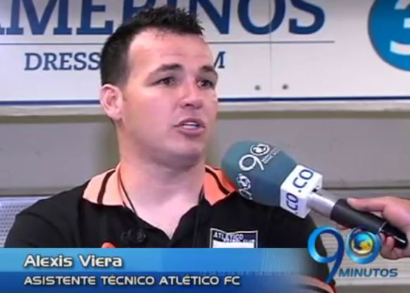 """""""Volver a jugar fútbol es dar un paso hacia atrás"""", Alexis Viera"""
