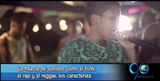 Agrupación caleña Alto Volumen viajará con su música a México