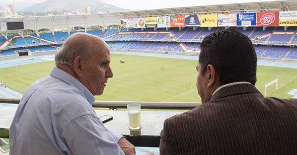 Alcalde aseguró que terminará obras en el estadio Pascual Guerrero