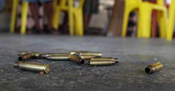 Tres personas heridas dejó ataque con arma de fuego Los Chorros