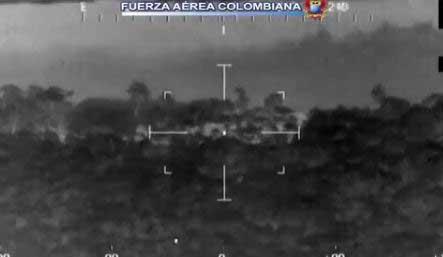 Mueren tres miembros del ELN en una operación militar en el Chocó