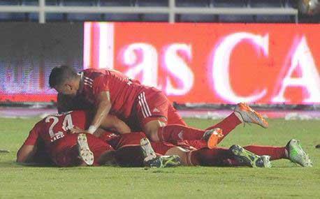 América volvió al triunfo tras vencer 2-1 a Tigres en el Pascual Guerrero