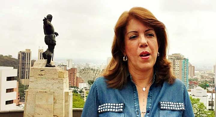 Clara Luz Roldán fue designada como directora de Coldeportes