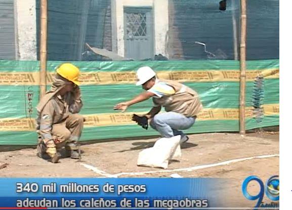 Secretario de Infraestructura advierte cobros coactivos a morosos de megaobras