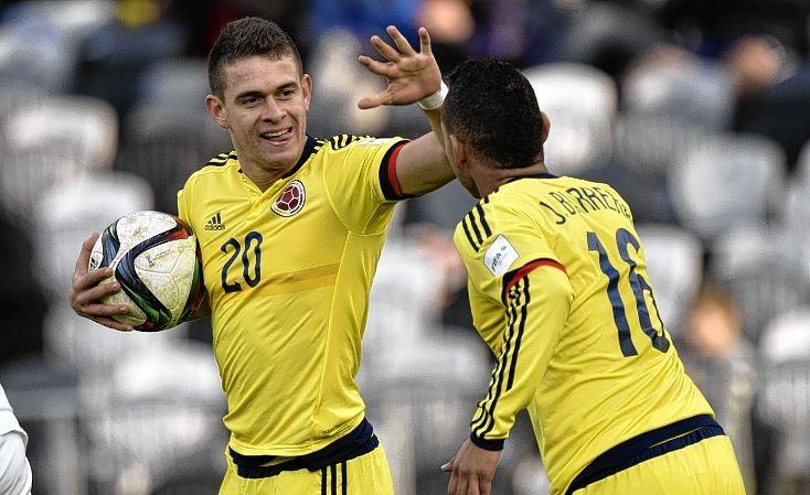 Conmebol felicitó a Colombia por clasificación al fútbol de los Olímpicos