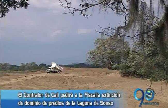 Contralor pedirá extinción de dominio a tierras de la Laguna de Sonso