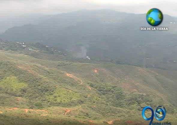 Dagma instaló dos puestos de vigilancia contra incendios forestales