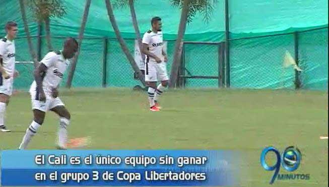 Deportivo Cali enfrenta esta tarde a Boca Juniors en La Bombonera
