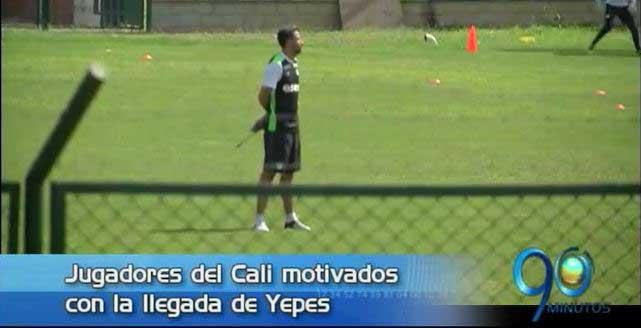 Deportivo Cali visita a Bucaramanga en debut de Mario Yepes