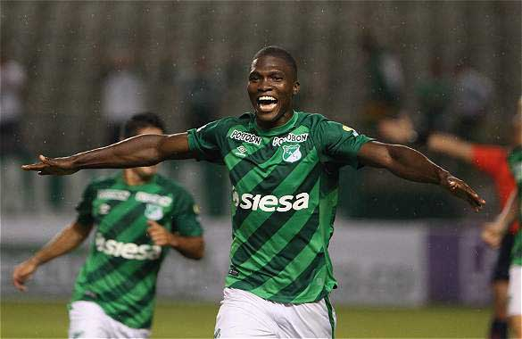 Debut de Yepes terminó en empate a un gol frente a Bucaramanga