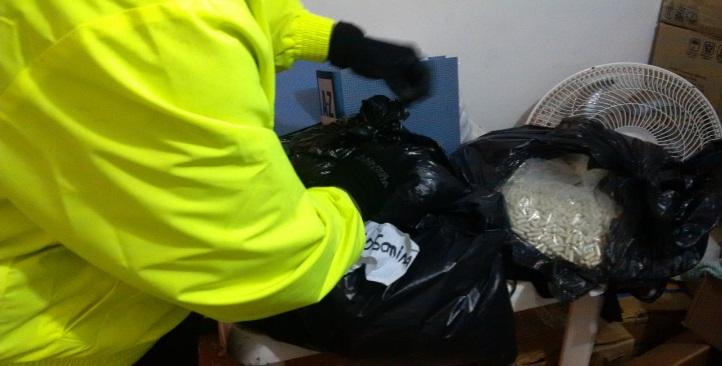 La Policía desarticuló red que falsificaba medicamentos