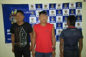 Integrantes del ELN, entre ellos un menor, se entregaron en Bajo Baudó