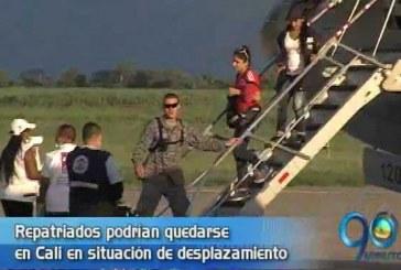Se advierte que repatriados sean considerados como desplazados