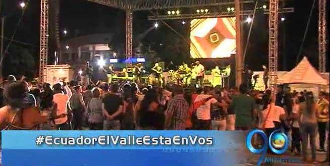 Mañana es el concierto benéfico por los damnificados en Ecuador