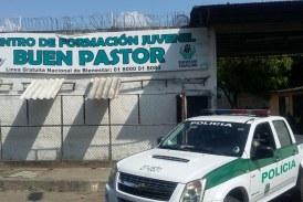 20 jóvenes se escaparon del centro de formación Buen Pastor de Cali