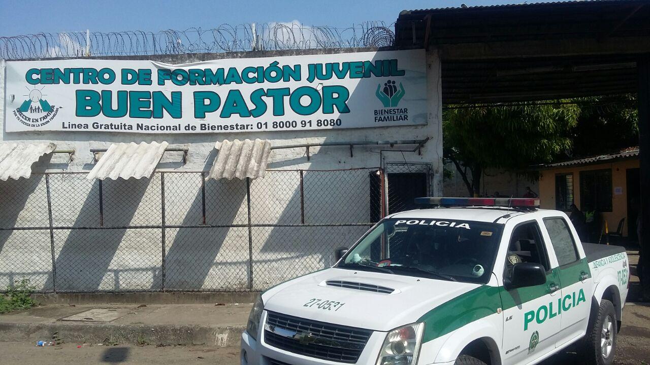 Sies menores heridos dejó una riña en El Buen Pastor de Cali