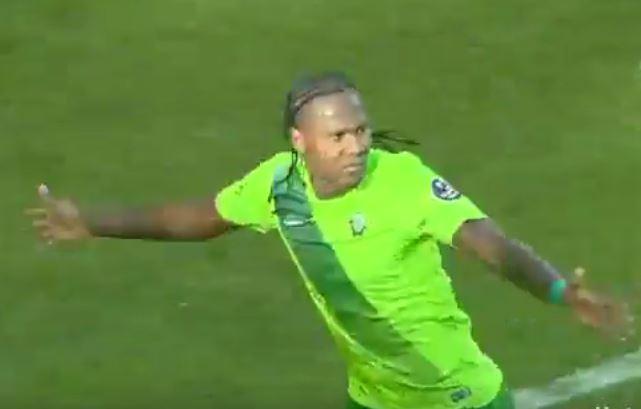 Reviva el gol de chilena de Hugo Rodallega en el fútbol turco