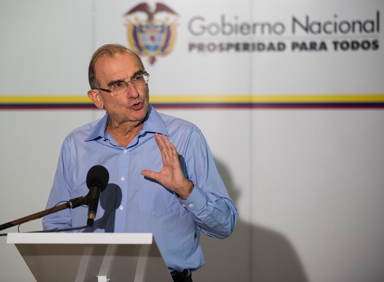 De la Calle dice que tuvo sociedad en Panamá y que la declaró ante Colombia