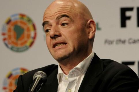 Presidente de la Fifa asistirá a Mundial de Futsal en Colombia en septiembre