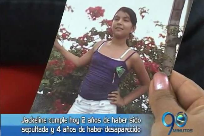 Madre de Jackeline Velasco reclama a la justicia celeridad en el caso