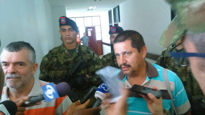 Fueron liberados conductores secuestrados por el ELN