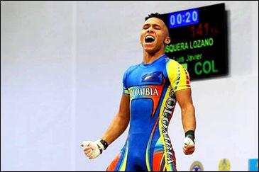 Pesista vallecaucano retomará su proyecto para asistir a Río 2016