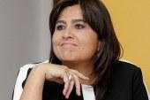 Renunció a su cargo la ministra de la presidencia, María Lorena Gutiérrez