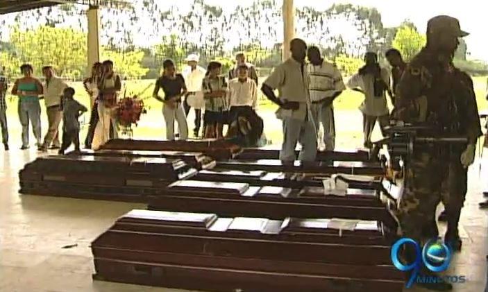 A 15 años de la masacre de El Naya siguen amenazas