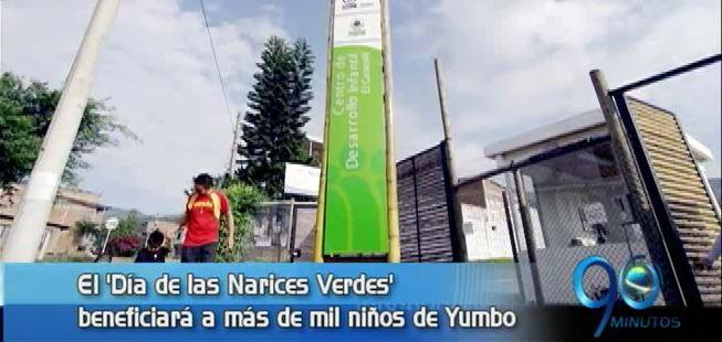 Mañana se realizará en Yumbo el 'Día de las Narices Verdes'