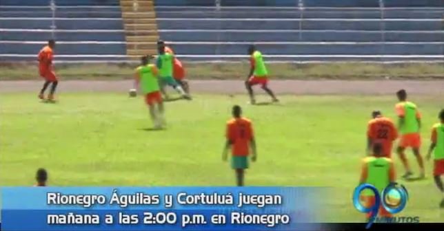 El partido de Cortuluá ante Águilas y más, en Panorama Deportivo