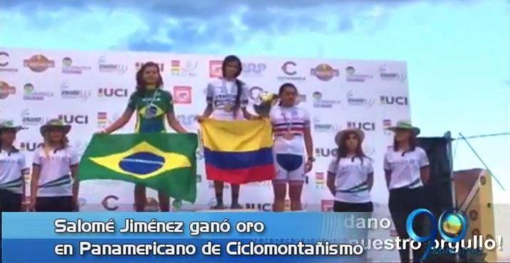 Ciclomontañista del Valle gana en Argentina y más, en Panorama Deportivo