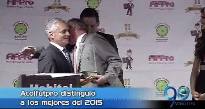 Acolfutpro distinguió los mejores y más, en Panorama Deportivo