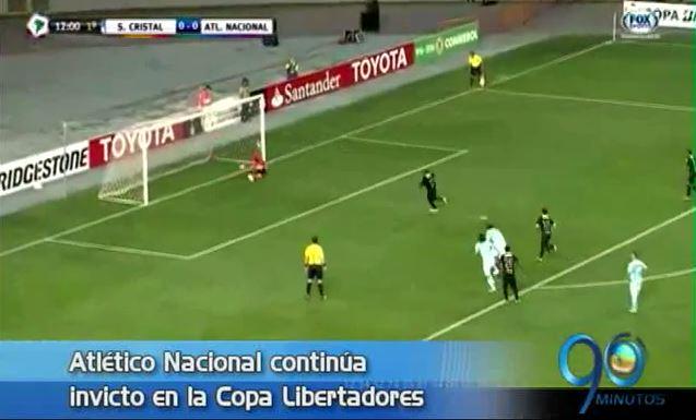 Nacional, invicto en Libertadores y más, en Panorama Deportivo