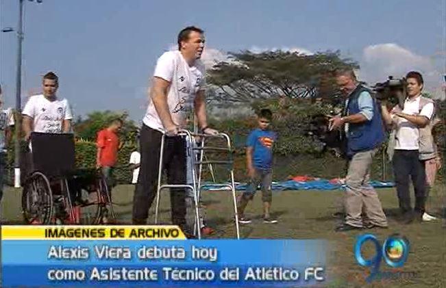 Alexis Viera como asistente técnico y más, en Panorama Deportivo