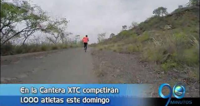 1000 atletas en Cantera XTC y más, en Panorama Deportivo