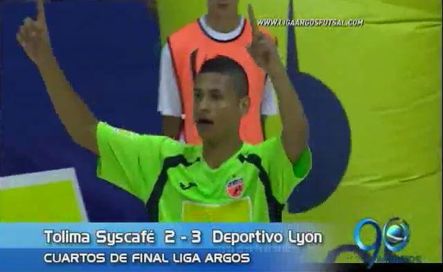 Lyon gana de nuevo en Liga Argos y más, en Panorama Deportivo