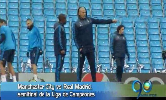 Primer partido de semifinal de la Champions y más, en Panorama Deportivo