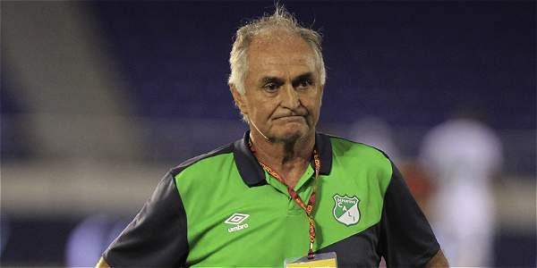 Fernando 'Pecoso' Castro dejó de ser el técnico del Deportivo Cali