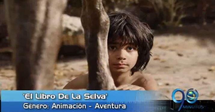 'El libro de la selva', película sugerida de esta semana