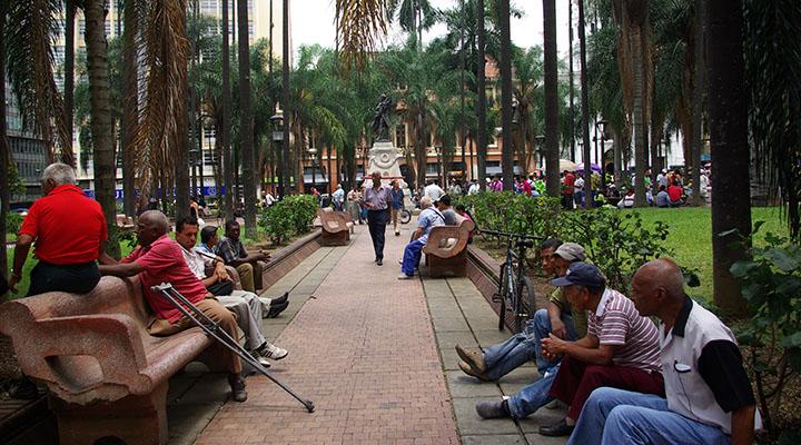 En Cali se implementará plan de choque en la Plaza de Caycedo