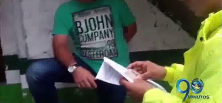 Desmantelan banda dedicada al contrabando de combustibles en Nariño