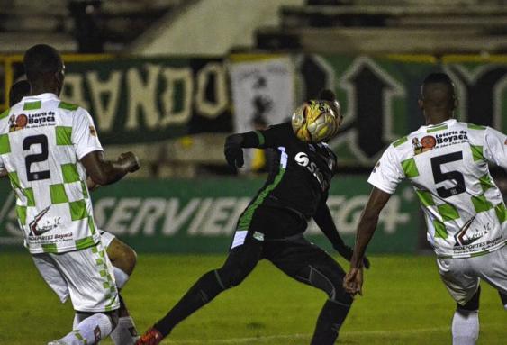 Deportivo Cali perdió 1-0 en su visita al Boyacá Chicó en Tunja