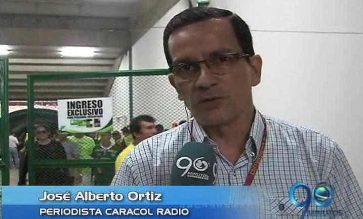 Expertos de la prensa deportiva analiza situación del Deportivo Cali