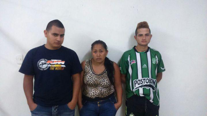Policía capturó a tres presuntos 'apartamenteros' en Popayán