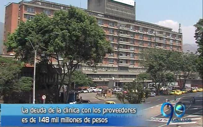Proveedores de la Clínica Rafael Uribe Uribe reclaman pago de la deuda