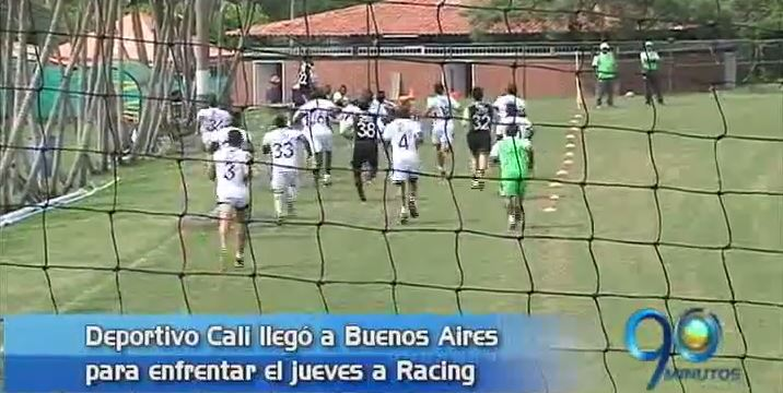 El argentino Bianchi debutará en Libertadores con el Cali ante Racing